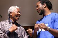 """Леннокс Льюис: """"Мандела сказал, что Рахман поймал меня лаки-панчем"""""""