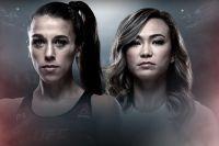 Где смотреть UFC Fight Night 161: Йоанна Енджейчик - Мишель Уотерсон