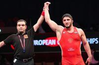 Абдулрашид Садулаев завоевал золотую медаль на чемпионате мира по борьбе в Нур-Султане