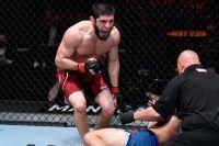 Слова Ислама Махачева после победы над Дрю Добером на UFC 259
