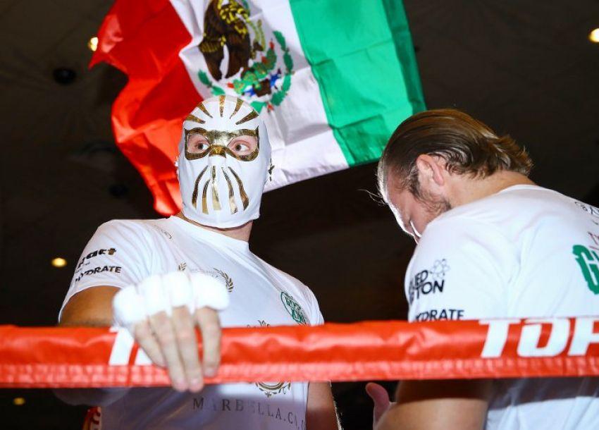Энди Руис разозлился на Тайсона Фьюри из-за желания выдать себя за мексиканца