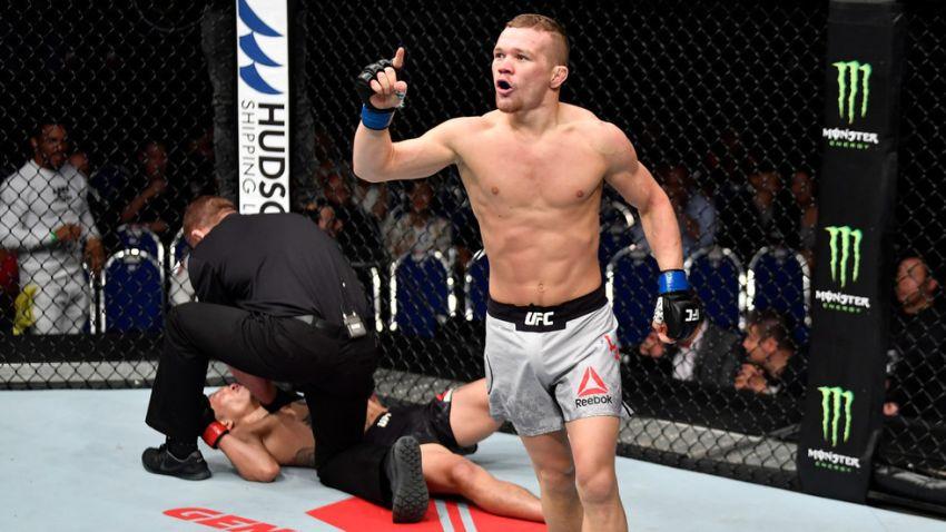 """Менеджер Яна: """"Если UFC предложат бой за временный титул со Стерлингом, то Петр согласится"""""""