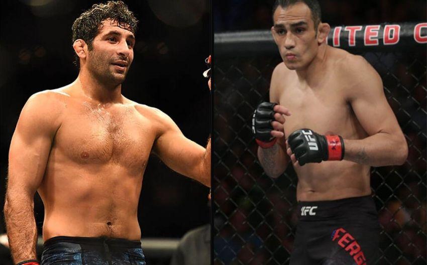 Tony Ferguson will fight Beneil Dariush at UFC 262.