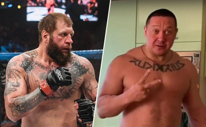 Александр Емельяненко уверяет, что потасовка с Кокляевым не была постановкой