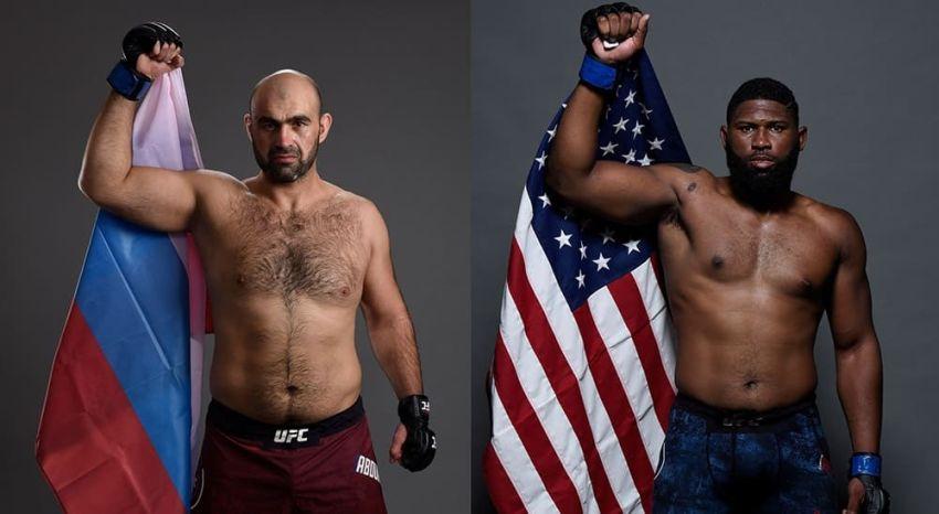 Шамиль Абдурахимов подтвердил, что сразится против Кертиса Блейдса на UFC 242