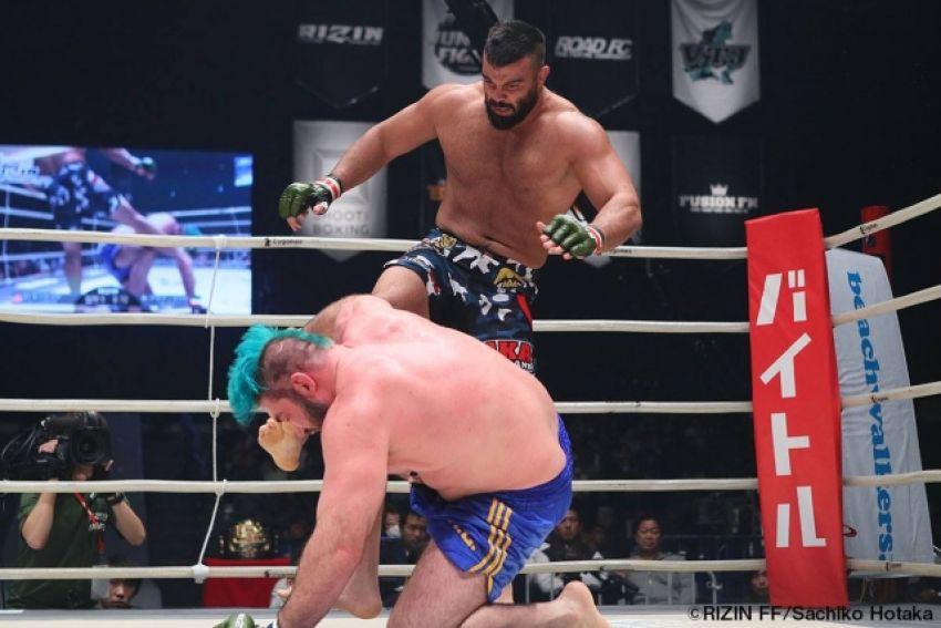 Иранский боец ММА Амир Алиакбари пополнил ростер UFC