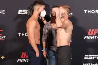 Видео боя Кэйси Кенни - Луис Смолка UFC on ESPN 9