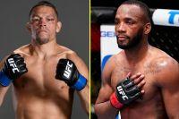 Нейт Диас получил травму, бой с Эдвардсом перенесен на UFC 263