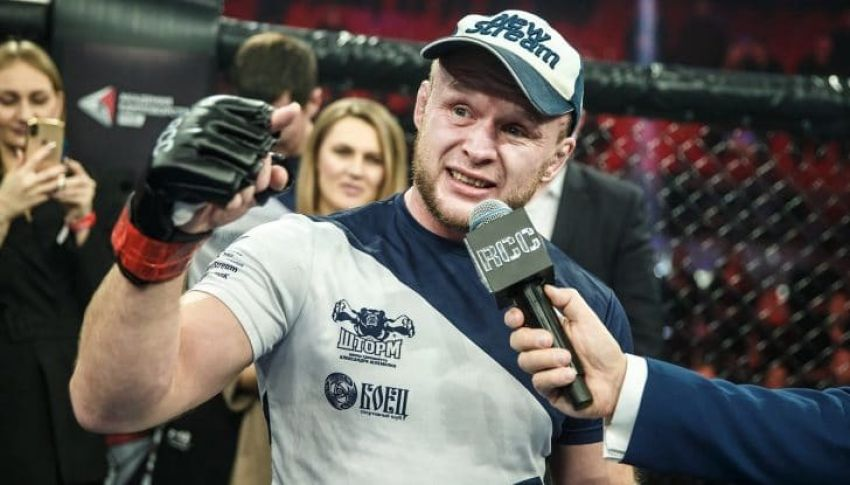 """Александр Шлеменко: """"Мне уже надоело разговаривать про это UFC"""""""