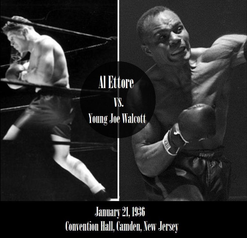 Ровно 81 год назад Джерси Джо Уолкотт впервые побывал в нокауте!