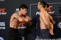 Видео боя Брэндон Морено - Аскар Аскаров UFC Fight Night 159