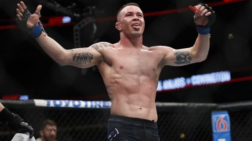 Colby Covington wants to be reserve fighter for rematch between Kamaru Usman and Jorge Masvidal