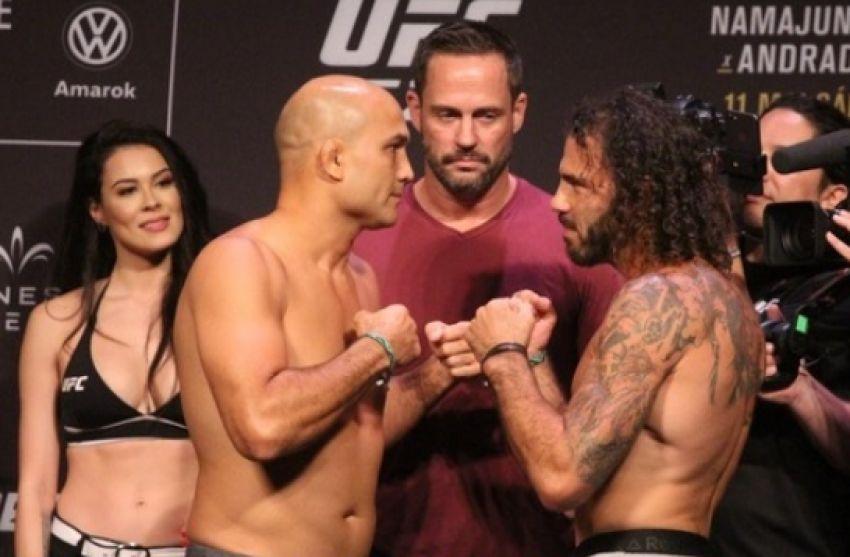 Видео боя Би Джей Пенн - Клей Гуида, UFC 237