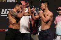 Видео боя Алехандро Перес - Сонг Ядонг UFC 239