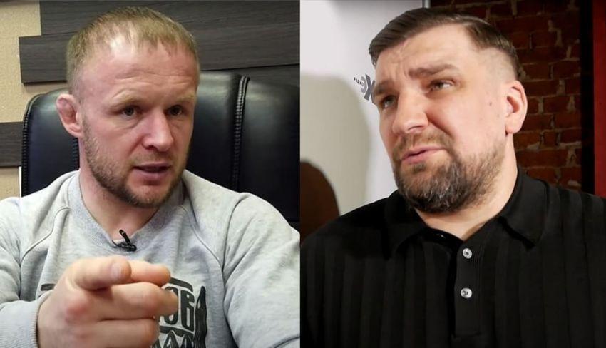 """Александр Шлеменко: """"Нам надо с Бастой пересечься как-нибудь. Мне непонятно, кого он там рогатым обозначил"""""""