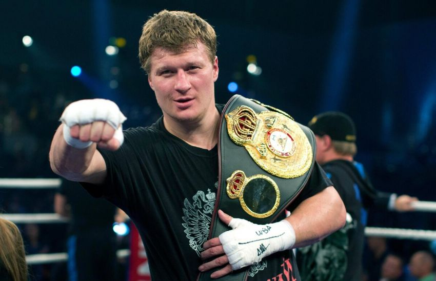 Александру Поветкину исполнилось 42 года