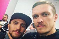 """Карл Фрэмптон: """"Усик и Ломаченко - два лучших технаря в боксе на данный момент"""""""