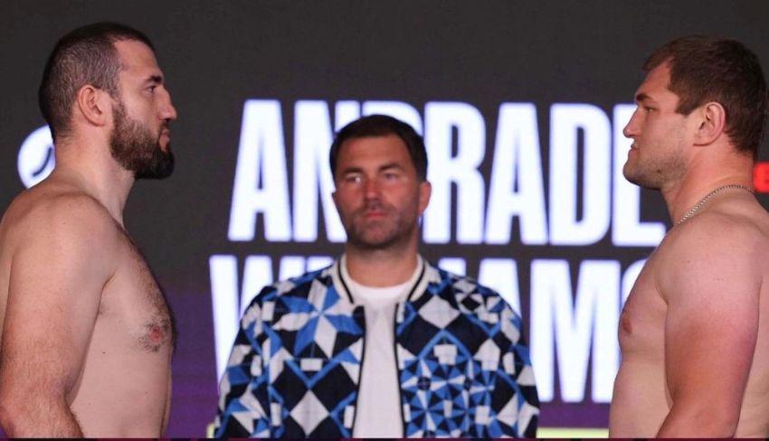Андрей Федосов реанимировал свою карьеру, нокаутировав Магомедрасула Меджидова