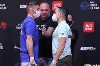 Видео боя Райан Бенуа - Тим Эллиотт UFC on ESPN 13