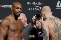 Церемония взвешивания участников турнира UFC 235: Джон Джонс - Энтони Смит