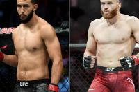 Официально: Рейес и Блахович подерутся за вакантный титул в полутяжелом весе на UFC 253