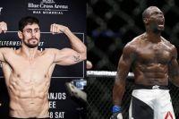 Юрайа Холл против Антонио Карлоса Джуниора на сентябрьском UFC в Ванкувере