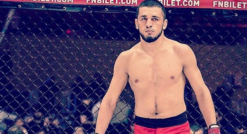Зелим Имадаев узнал дату и имя соперника на дебютный бой в UFC