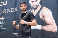 Амир Хан перенес операцию на локте, обещает вернуться еще сильнее