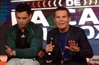 Хулио Сезар Чавез поставил ультиматум обоим сыновьям