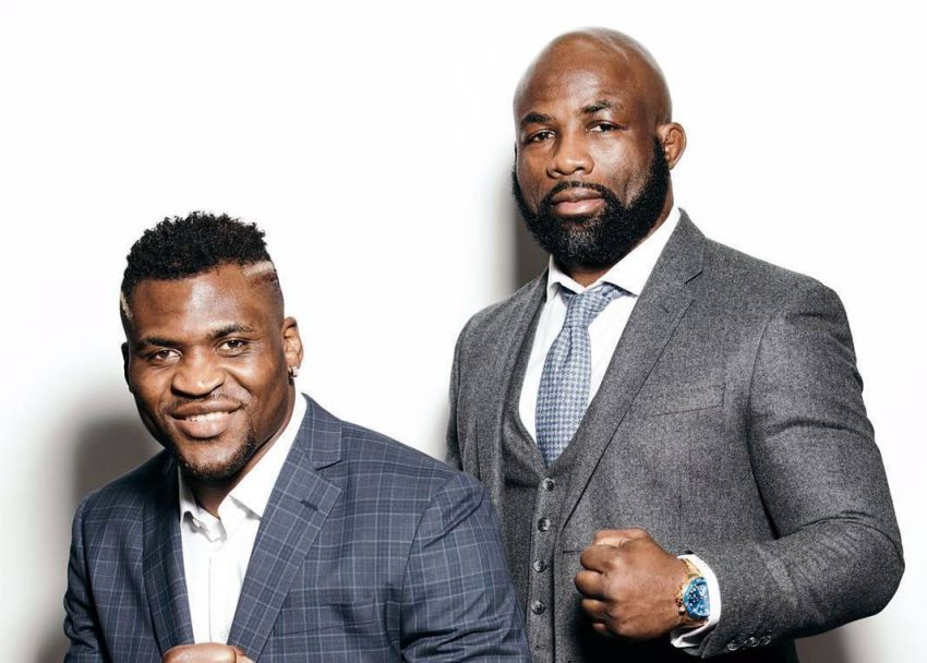 UFC news: Francis Ngannou responded to his former coach Fernando Lopez, who criticized him in a recent interview.