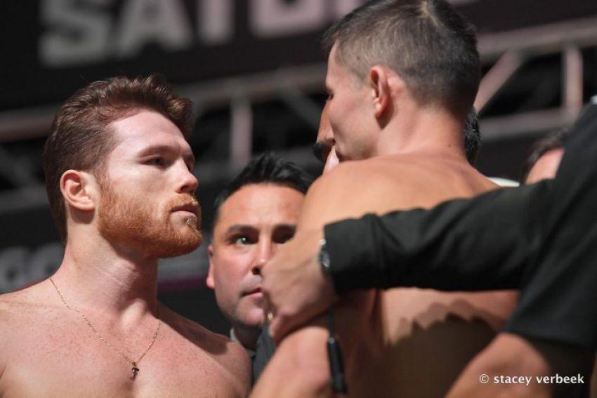 Энтони Ярд отдает предпочтение Альваресу в матче-реванше с Головкиным