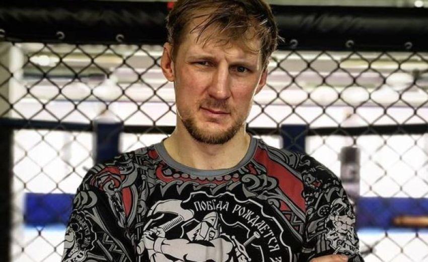 Александр Волков провел тренировку по методике Дункана Маклауда