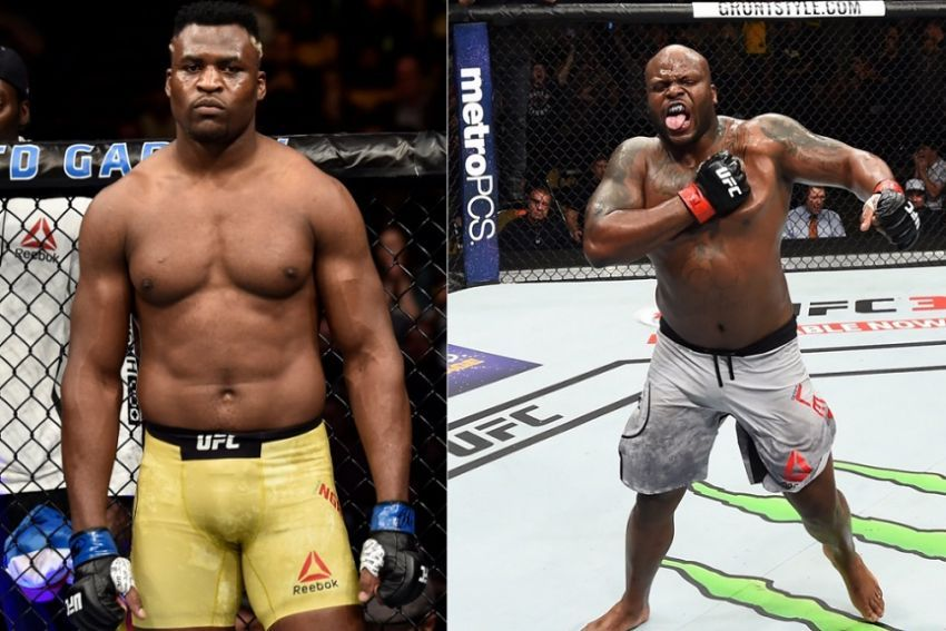 Francis Ngannou and Derrick Lewis may fight at UFC 265