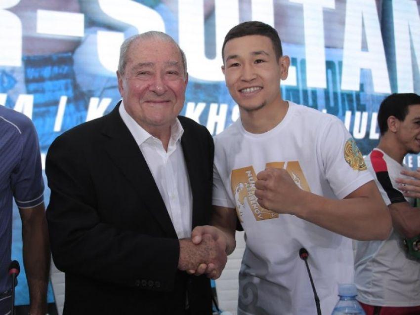 Боб Арум намерен сделать Казахстан одним из центров мирового бокса