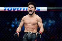Генри Сехудо финишировал Марлона Мораеса и стал новым чемпионом легчайшего веса UFC