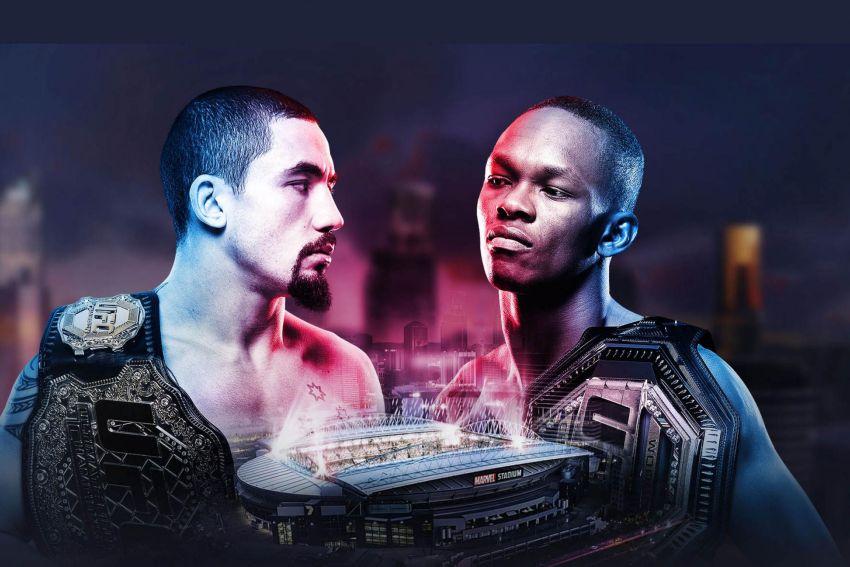 РП ММА №40 (UFC 243): 6 октября