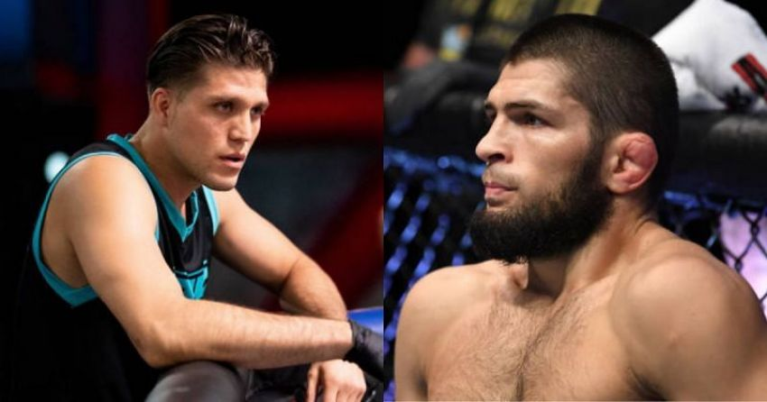 """UFC news: Brian Ortega dreams of a fight with Khabib: """"We dance in the same rhythm, but in different ways"""""""