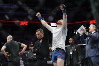 Стали известны телевизионные рейтинги турнира UFC on ESPN 1