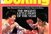 Этот день. Ray Mancini vs Bobby Chacon.