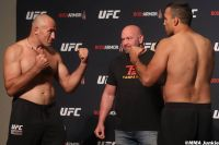 Видео боя Алексей Олейник - Фабрисио Вердум UFC 249