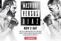 Прогнозы бойцов UFC на поединок Хорхе Масвидаля и Нейта Диаса