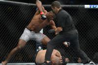 UFC on ESPN 1: Фрэнсис Нганну нокаутировал Кейна Веласкеса