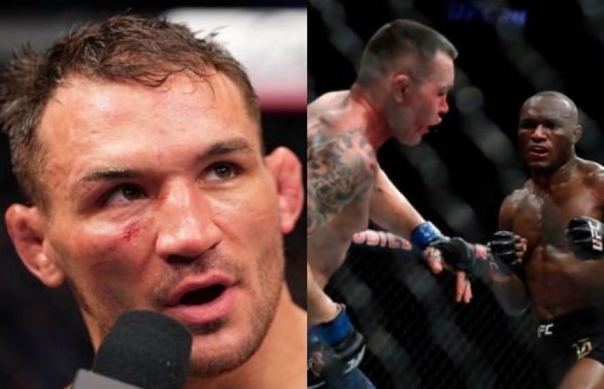 UFC news: Michael Chandler shared his forecast for the Usman - Covington rematch