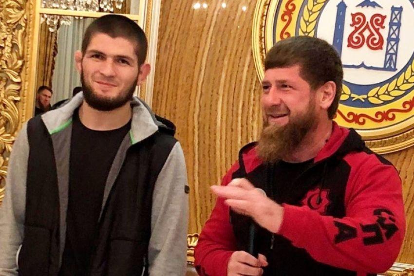 Сергей Харитонов отреагировал на выпад Кадырова в адрес Хабиба Нурмагомедова