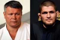 Олег Тактаров матерно послал Хабиба Нурмагомедова из-за его скандального поста об избиении пассажира в московском метро