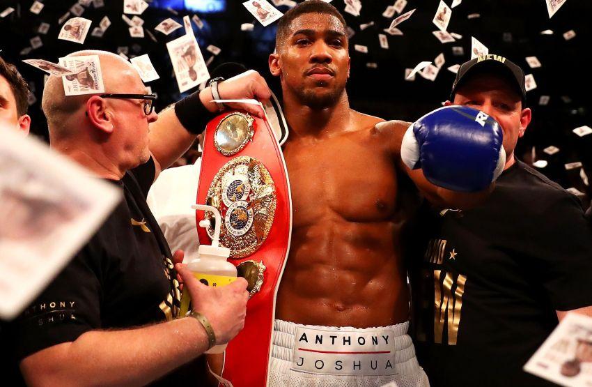 IBF не будут давить на Энтони Джошуа с обязательной защитой титула