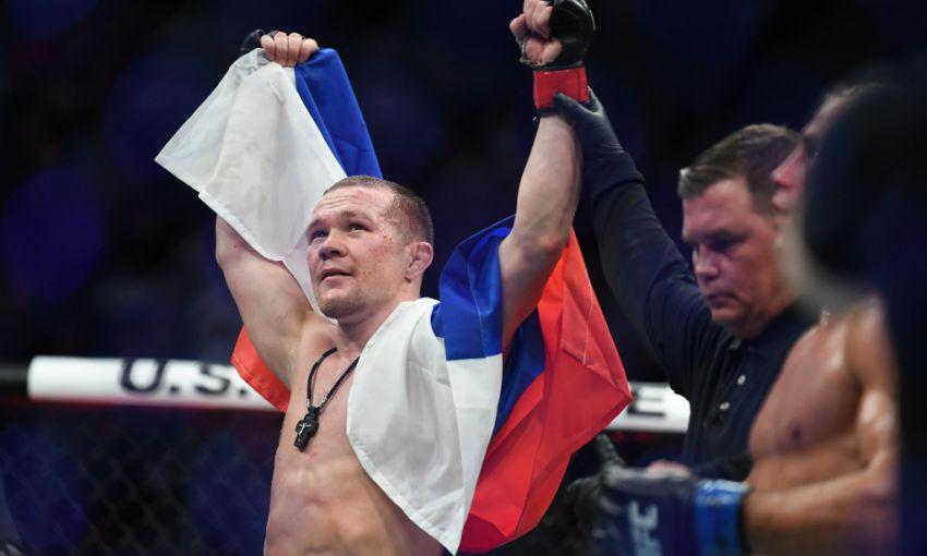 Петр Ян после победы над Мораесом надеется получить бой за титул