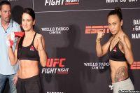 Видео боя Мишель Уотерсон - Каролина Ковалькевич UFC on ESPN 2
