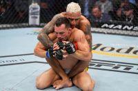Фото турнира UFC 262