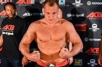 Вячеслав Василевский стал бойцом лиги AMC Fight Nights Global
